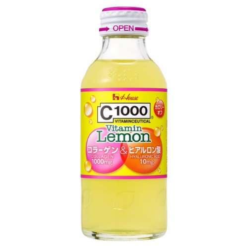 ビタミンレモン コラーゲン&ヒアルロン酸 ハウスWF