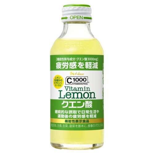 C1000ビタミンレモンクエン酸 ハウスWF