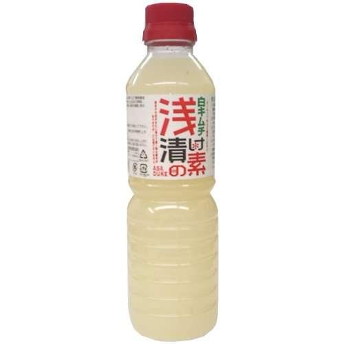 浅漬けの素 白キムチ 北杜食品