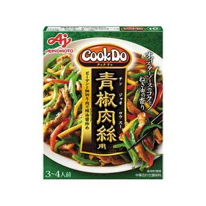 CookDo 青椒肉絲用 味の素