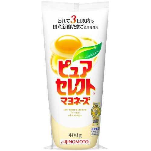 ピュアセレクト マヨネーズ 味の素
