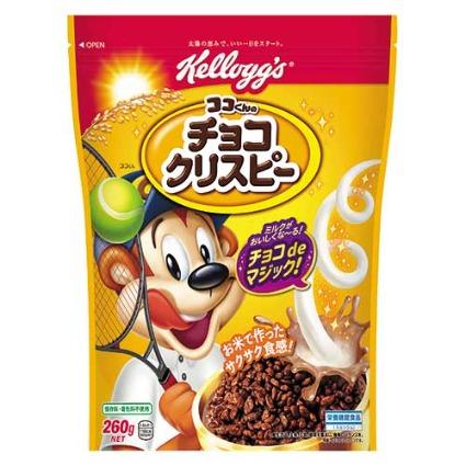 チョコクリスピー 袋