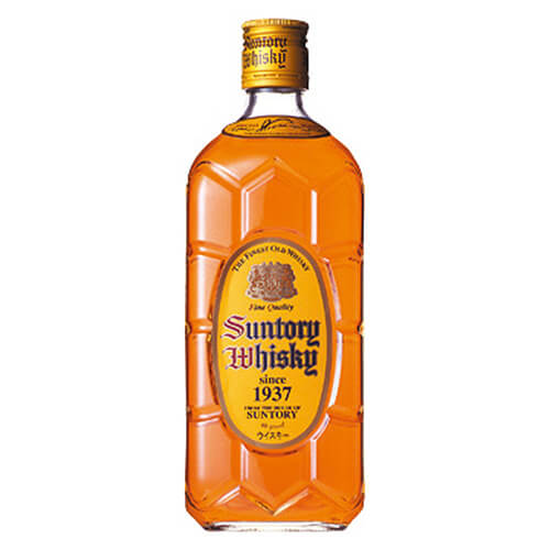 角瓶 シングル サントリー