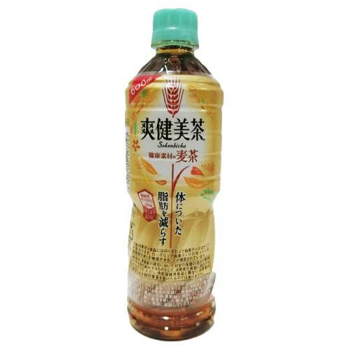 爽健美茶健康素材の麦茶 コカ・コーラ社