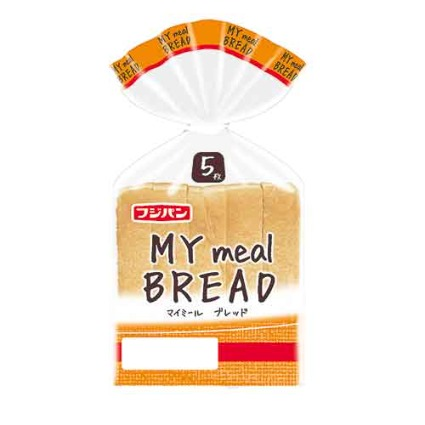 MY meal BREAD 5枚入 フジパン