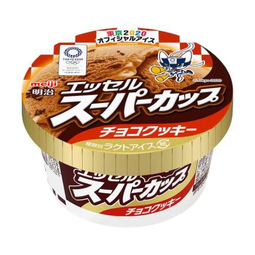 エッセルスーパーカップ チョコクッキー 明治