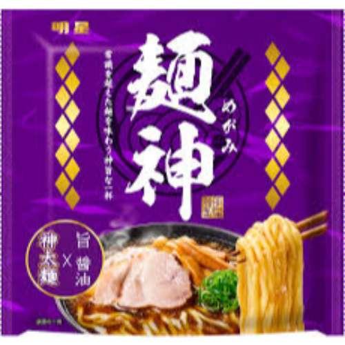 麺神 神太麺旨醤油 明星