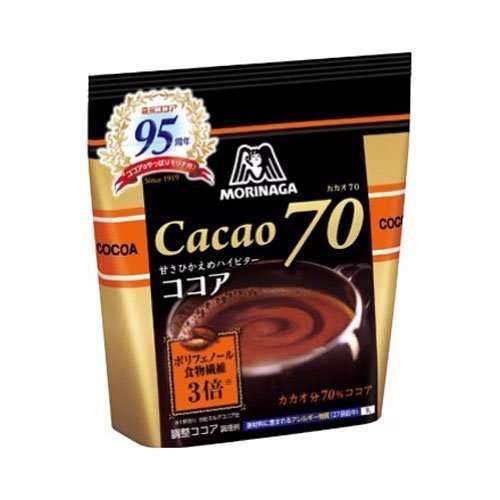 森永ココア カカオ70 森永製菓