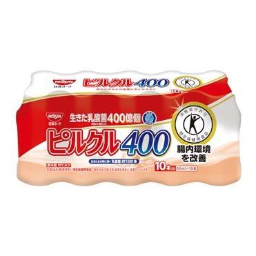 ピルクル 400 日清ヨーク