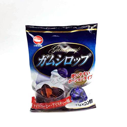 ガムシロップCX 日新製糖