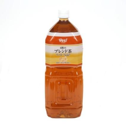 6種のブレンド茶 ヤオコー