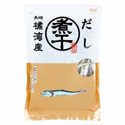 長崎県橘湾産だし煮干 ヤオコー