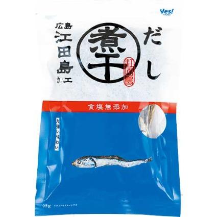 広島県江田島産だし煮干食塩無添加 ヤオコー