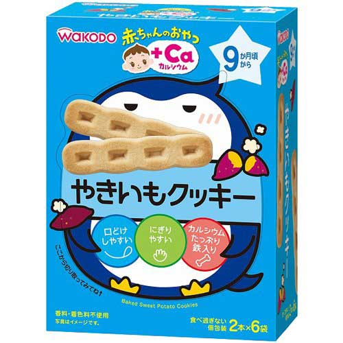 やきいもクッキー アサヒG食品